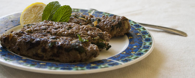 recette marocaine kefta grillée
