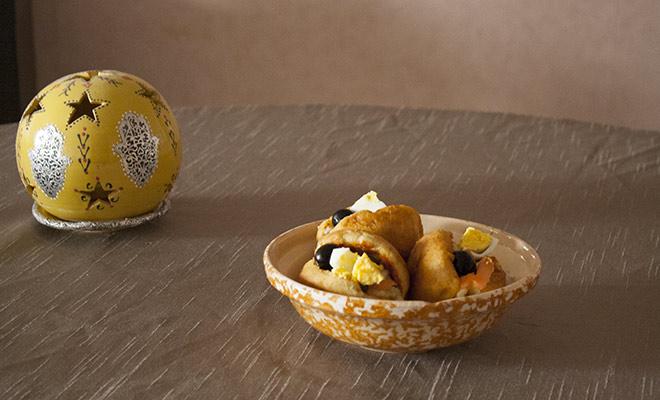 Recette fricassé - beignet tunisien
