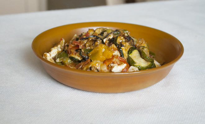 recette kafteji ou keftaji tunisien