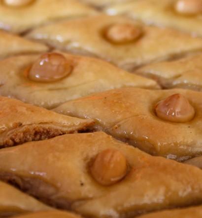 recette baklawa aux amandes