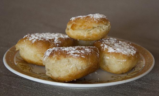 recette sfendjs - beignets orientaux