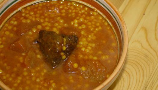 Mhamsa – soupe de plombs